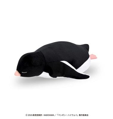 【MOLLY.ONLINE限定】ペンギン・ハイウェイ 寝そべりぬいぐるみ